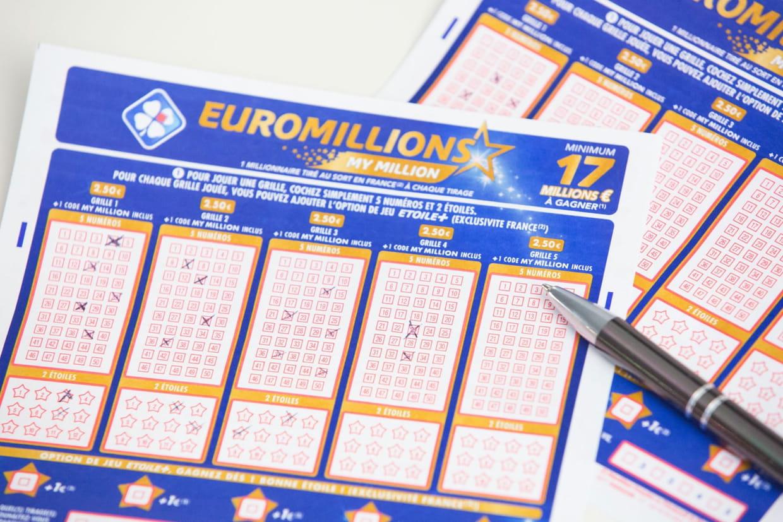 Pas de grand gagnant ce vendredi — Euro Millions