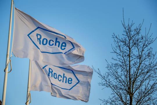 Médicaments contre le Covid: la prometteuse piste Roche et Regeneron