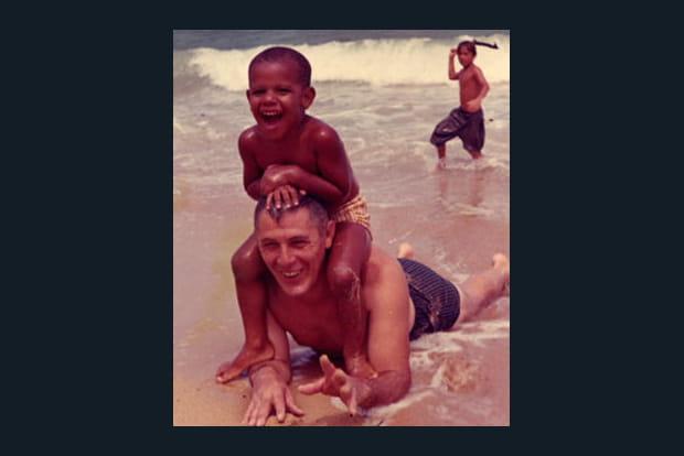 Le grand-père d'Obama