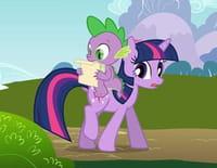 My Little Pony, les amies c'est magique ! : La compétition
