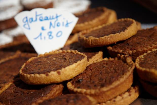 Le gâteau aux noix