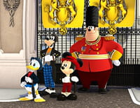 Mickey et ses amis : top départ ! : La course des animaux. - Crise de jalousie