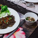 Koh Samet  - Entrecôte aux herbes thaï -