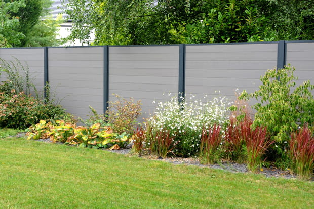 Une palissade moderne pour tous les jardins