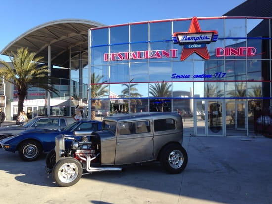 Memphis Coffee  - Venez en roadster -
