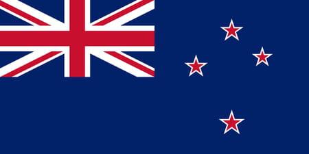 Score Nouvelle-Zélande