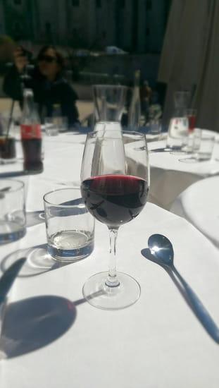 Boisson : Le Moutardier du Pape  - Très bon vin !!!  -