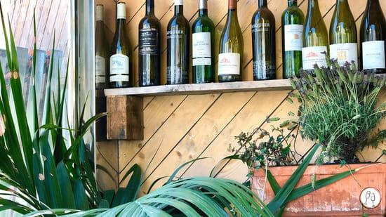 Petit-déjeuner : Les 2 Terrasses  - Le bar à vins -   © Les 2 Terrasses