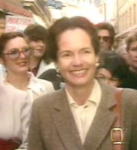 durant la campagne présidentielle de 1981.