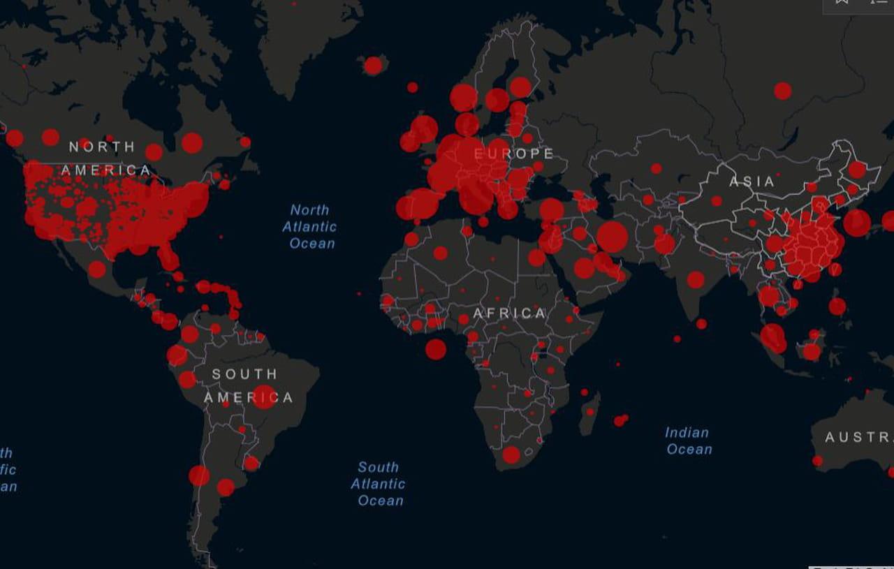 Coronavirus dans le monde: la situation continue de s'aggraver en Italie, Espagne, France, Allemagne...