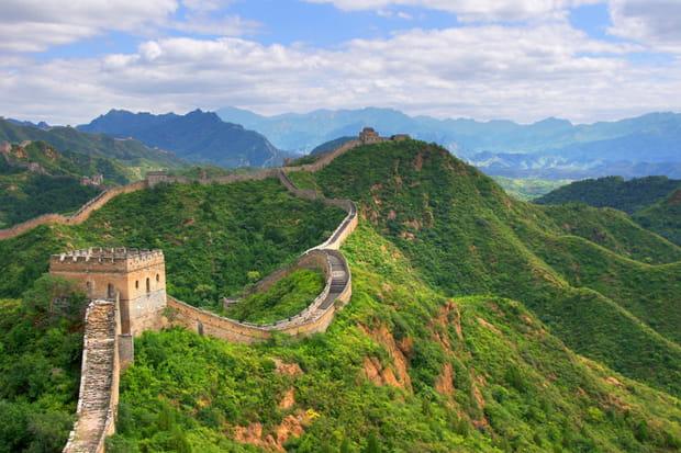 La Grande Muraille de Chine (Nouvelle merveille du monde)