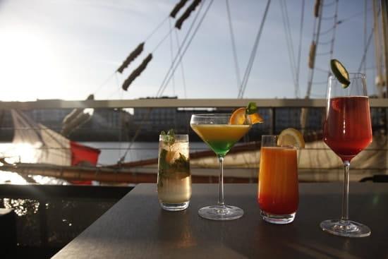 O Deck  - Cocktail en terrasse -   © Janna Bégué