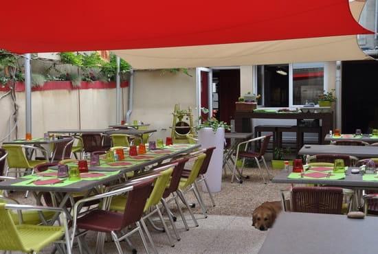La Berrygouden  - La terrasse -