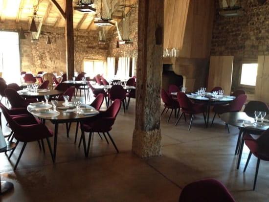 Restaurant : La Colline du Colombier  - Salle le grand couvert  -