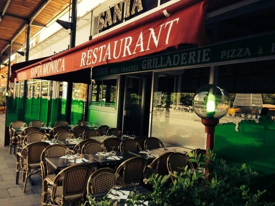 Restaurant pizzeria Santa Monica
