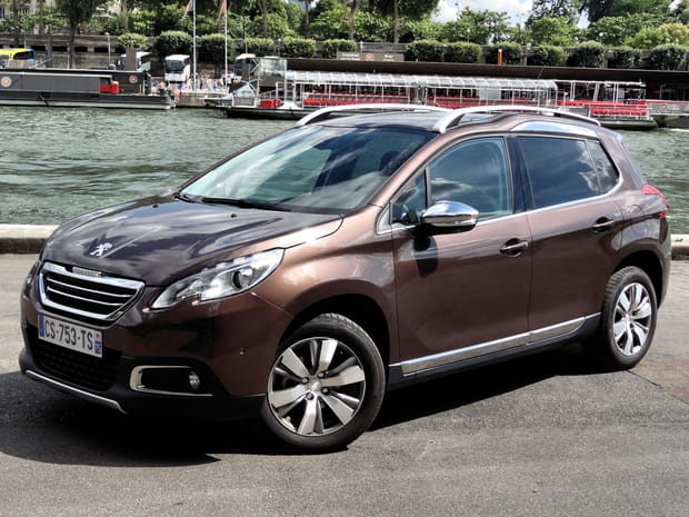 Essai Peugeot 2008 : une belle polyvalence