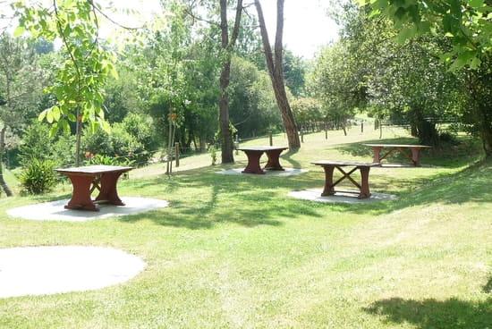 L'Auberge d'Ugne  - Le Parc -