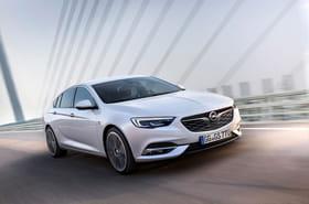Opel Insignia Grand Sport: les premières photos de la nouvelle berline