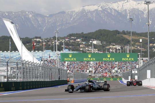 Calendrier F12018: les dates, horaires et chaînes TV