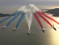 Patrouille de France : la tournée américaine