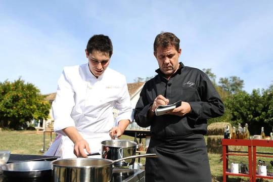 Gagnant Top Chef 2015 : Xavier Koenig remporte la finale face à Kévin D'Andréa