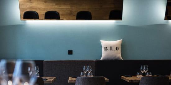 Restaurant : B.L.O  - Restaurant BLO -   © BLO