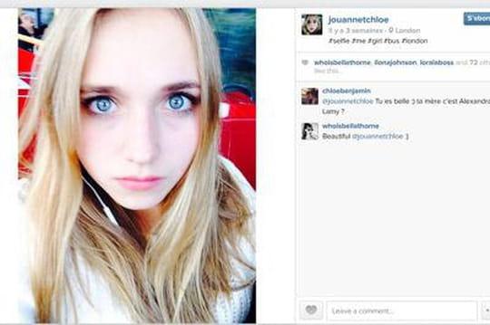Chloé Jouannet: qui est lafille d'Alexandra Lamy?