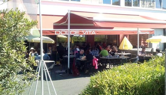 , Restaurant : Dolce Vita Anglet  - Terrasse -   © Dolce Vita Anglet