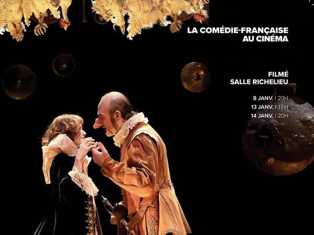 Cyrano de Bergerac (Comédie Française - Pathé Live)