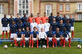 Equipe de France: ce que révèle la photo officielle des Bleus