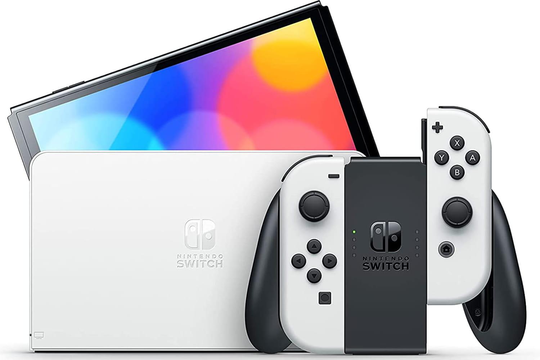 Bon plan Nintendo Switch: où précommander la Nintendo Switch OLED?