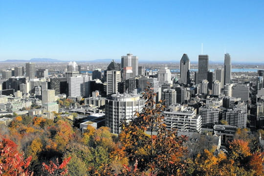 Montréal, entre Europe et Nouveau Monde