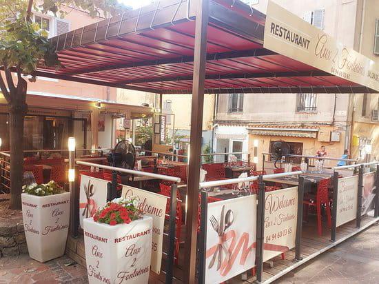 """Restaurant : Aux 2 Fontaines  - Restaurant cuisine traditionnelle """" Aux 2 Fontaines """" -   © Aux 2 Fontaines"""