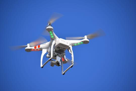 Radar drone: fonctionnement, points perdus, amendes
