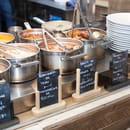 Restaurant : Révélant  - Les plats chauds -   © 2020