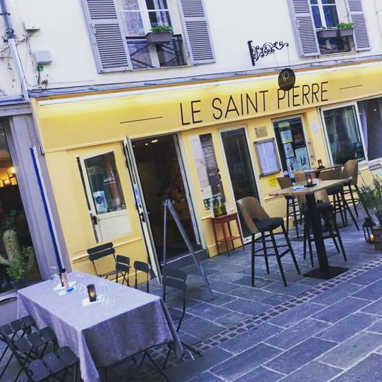 Le Saint Pierre  - vue rue -   © sp
