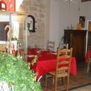 La Grange Gourmande , Restaurant  - Cave à Vins  - une des deux salles -