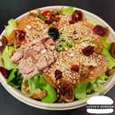 Plat : Luvin's Burger  - Salade de la Mer -   © Luvin's Burger
