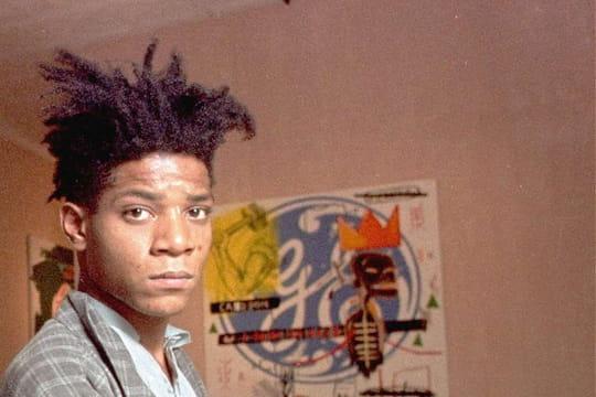 Jean-Michel Basquiat: biographie du peintre américain, ami de Warhol