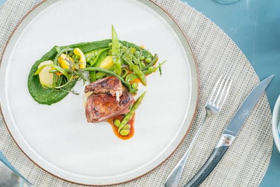 Plat : La Chassagnette  - Bon appétit ! -   © La Chassagnette