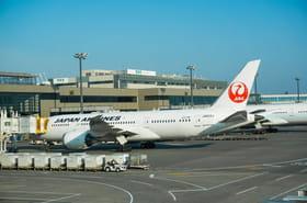 Japan Airlines: un avion dérape sur la piste à cause de la neige