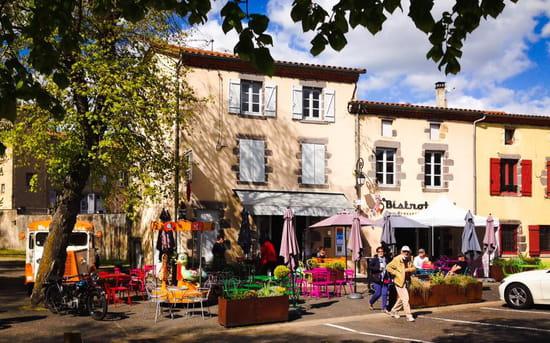Restaurant : Le Bistrot d'Ici  - LE BISTROT D' ICI -   © LIVET