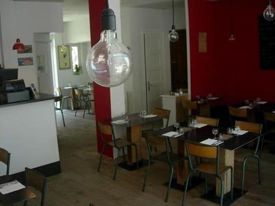 L'Ardoise  - L'intérieur du restaurant -