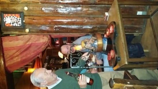 Plat : Restaurant L'Arlequin  - La potence -