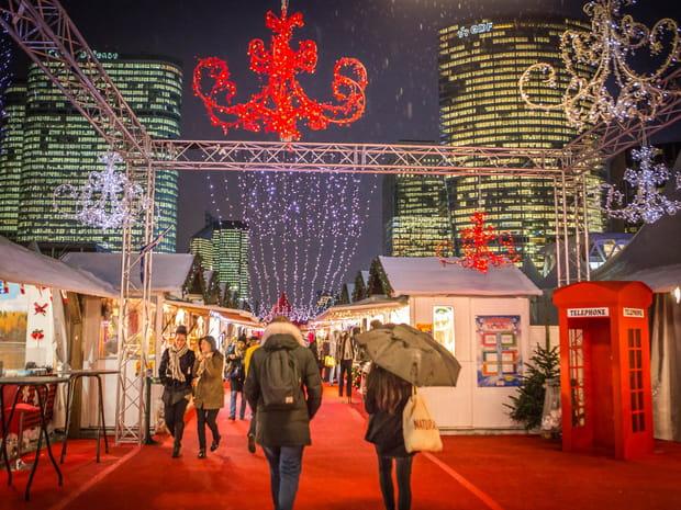 En images, les meilleurs marchés de Noël