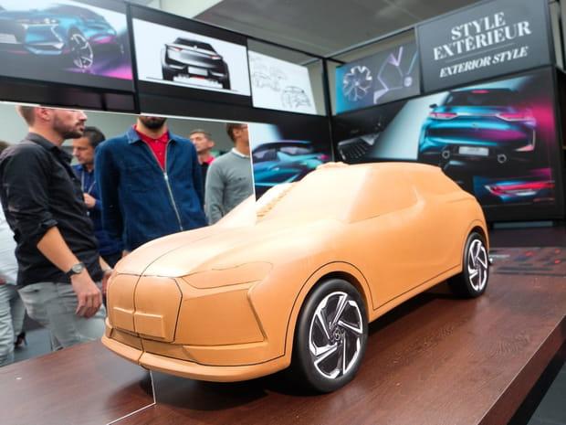 Dans les coulisses du Design Studio de DS Automobiles