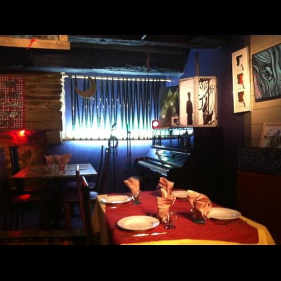 Restaurant : LE CROQUERVOL