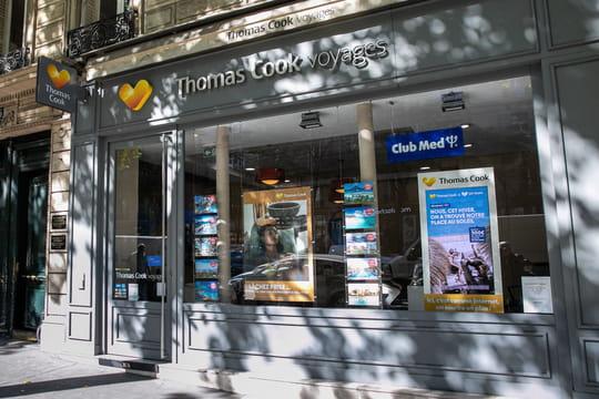 Faillite de Thomas Cook: la filiale France en redressement judiciaire, les vols retour assurés
