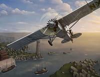 Sky Heroes : Charles Lindbergh