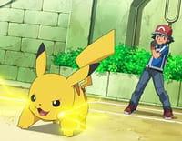 Pokémon : la ligue indigo : Clem et les forces de défense